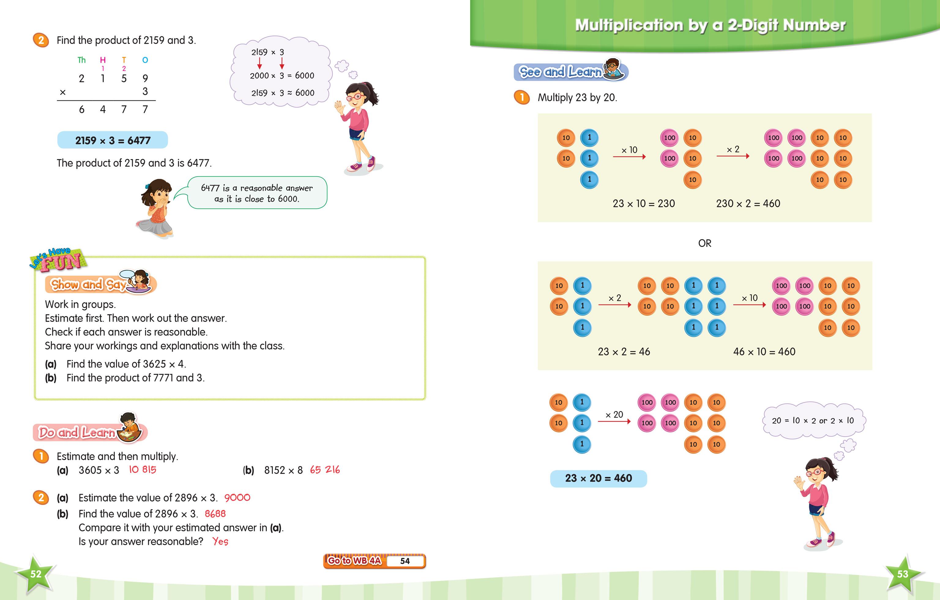 Targeting Mathematics 4A